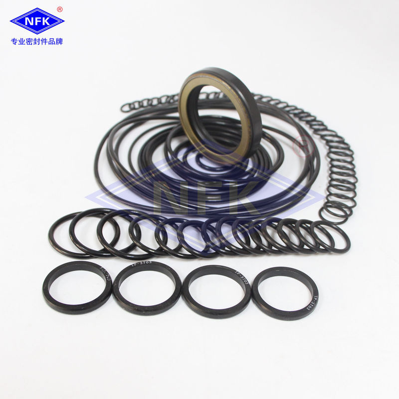 Original Excavator Seal Kit , CATERPILLAR CAT 324D Hydraulic Pump Seal Kit Accurate Information